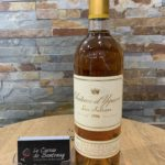 vin liquoreux bordeaux château yquem