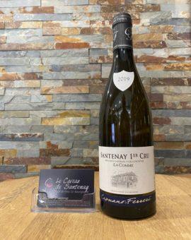 "Santenay 1er cru ""La Comme"" blanc 2019 - Domaine CAPUANO-FERRERI"