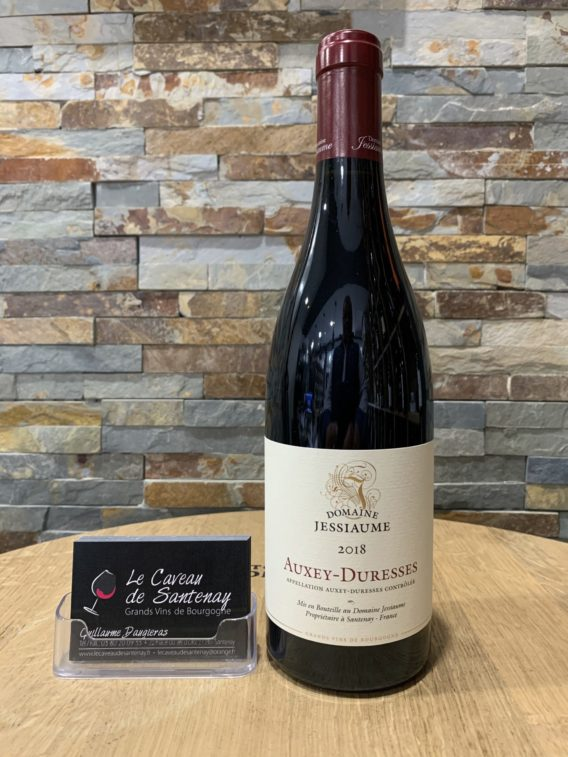 Auxey-Duresses rouge 2018 - Domaine JESSIAUME