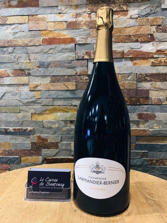 Magnum de Champagne Latitude de LARMANDIER-BERNIER