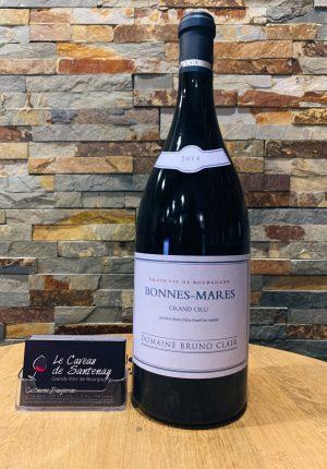"Magnum Grand Vin de Bourgogne ""Bonnes-Mares"" Grand Cru 2014 du domaine Bruno CLAIR"